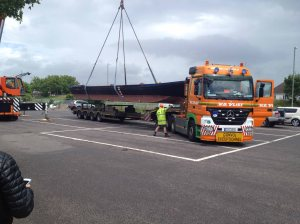 Van der Vlist Heavy lift services UK