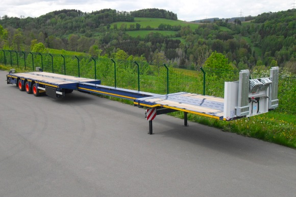 Doll Vario Semi-Trailer