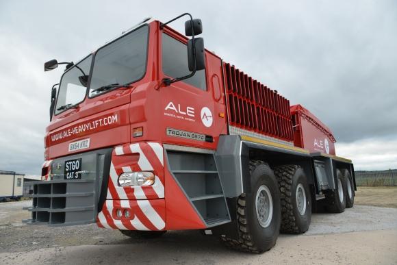 ALE Heavy Lift Trojan Truck