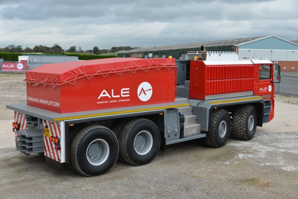 ALE Latest Fleet Addition