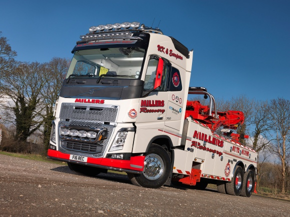 Millers Picks Volvo FH16-750
